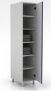 Шкаф для белья (в комплекте полки) 105-001-11