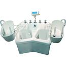 Электрогальваническая вихревая ванна для конечностей Unbescheiden Модель