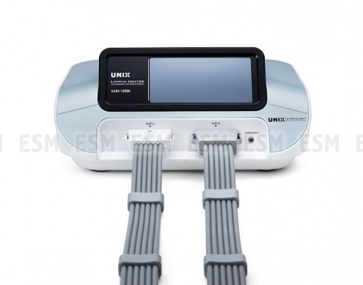 Аппарат для прессотерапии Unix Lympha Master с комплектом опций