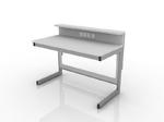 Стол лабораторный для приборов 201-001-4-750/850