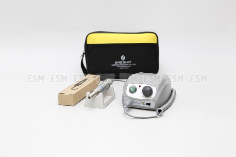 Аппарат для маникюра и педикюра Strong 207A (без педали с сумкой)
