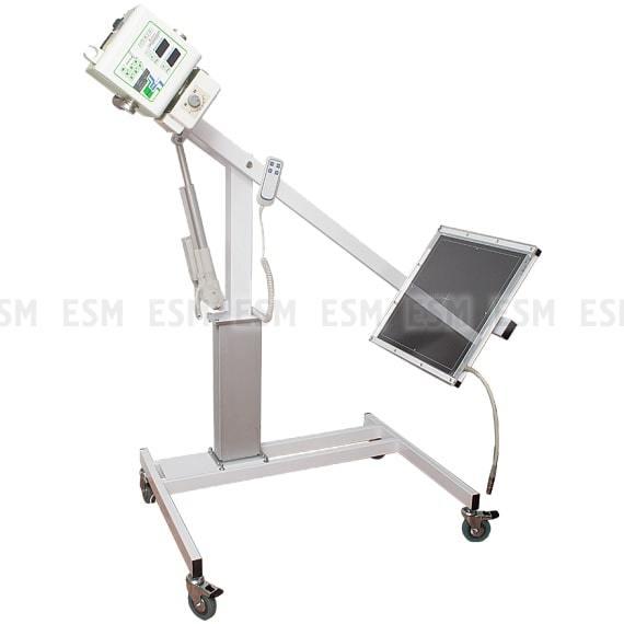 Мобильный комплекс с цифровым рентгеном EcoTron EPX-F3200