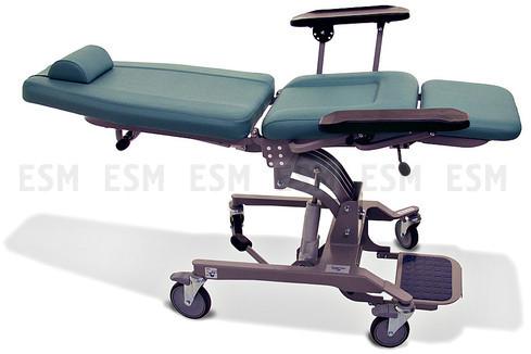 Гидравлическое медицинское кресло 6800, 6801