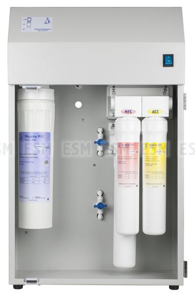 Установка очистки воды «Аквалаб» УВОИ М-Ф 1812-1 AL-1 easy