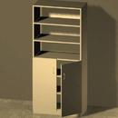 Шкаф AT-DSP-K24