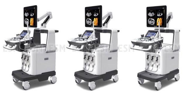 УЗИ сканер Accuvix XG