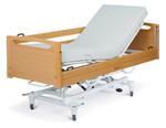 Гидравлическая медицинская кровать Alli H для ухода за пациентами