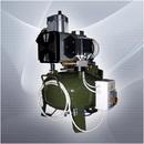 Компрессор стоматологический для 1 установки, без кожуха, 1 цилиндр, без осушителя