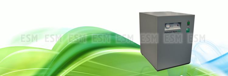 Аппарат для озонации и автономного нагрева воды Habamat Aquaclean