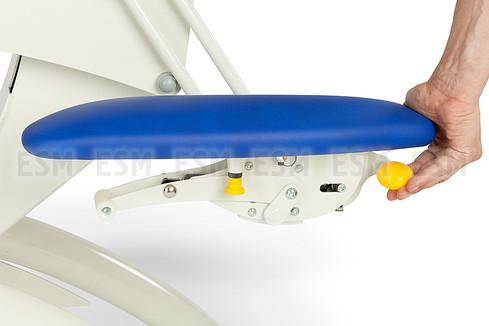 Стол массажный 105H, 4 секции с гидроприводом