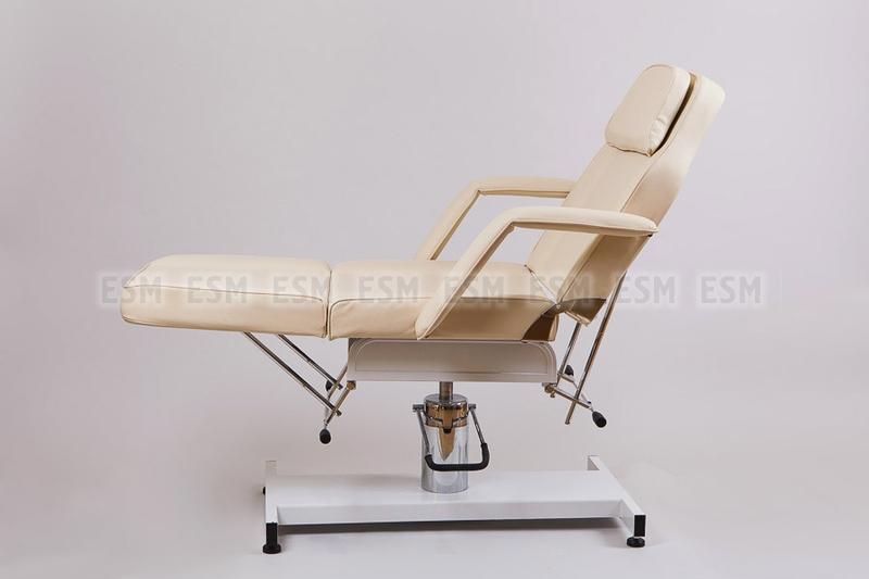 Косметологическое кресло SD-3668 Слоновая кость