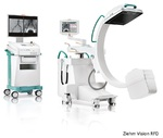 Передвижная рентген установка С-дуга Ziehm Vision RFD