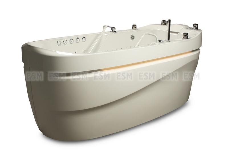Бальнеологическая ванна AQUADELICIA IX