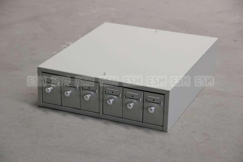Шкаф для хранения предметных стекол B-101