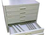 Шкаф для хранения предметных стекол B-103