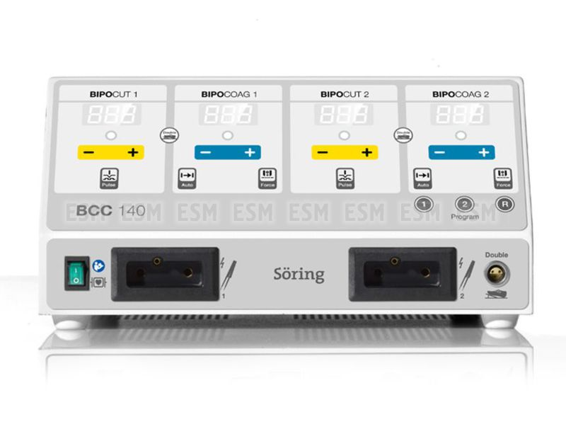 BCC 140 Высокочастотный аппарат