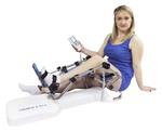 Аппарат для роботизированной механотерапии нижних конечностей для коленного и тазобедренного суставов Flex 01