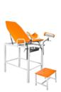 Гинекологическое-урологическое кресло с фиксированной высотой Клер КГФВ 01п с передвижной ступенькой