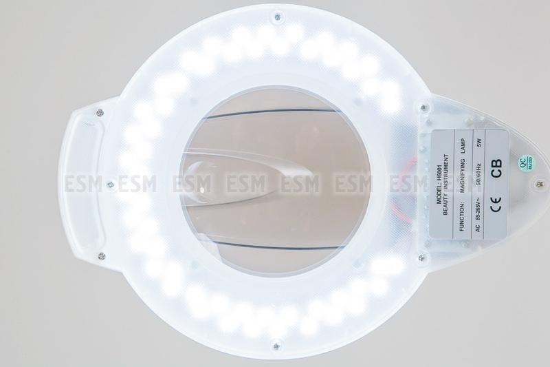 Диодная лампа-лупа серии SD