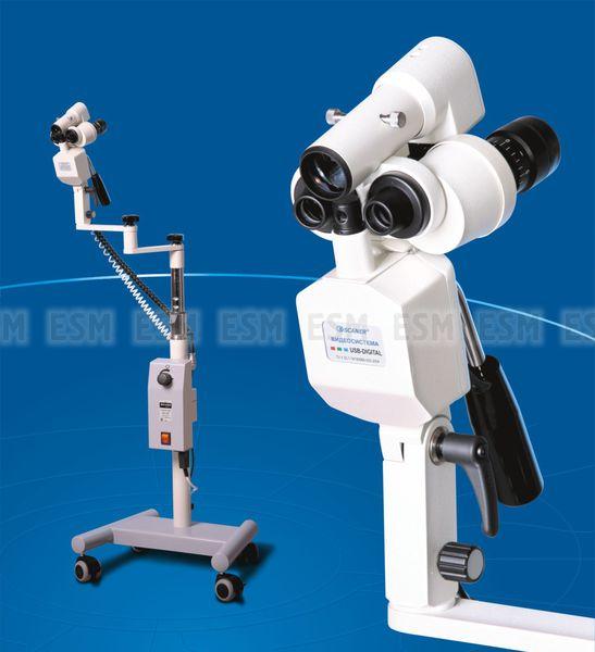 Кольпоскоп МК-300 с цифровой видеосистемой и программным обеспечением