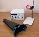 Аппарат лечения зрения - приставка РУБИН к аппарату АМО-АТОС для воздействия спекл-полем красного спектра.