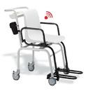 Медицинские беспроводные мобильные весы-кресло seca 954