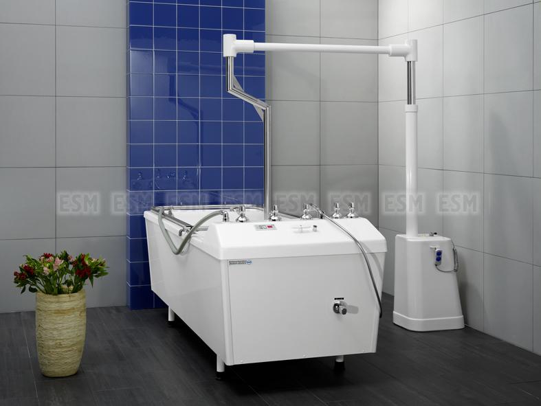 Комбинированная ванна Unbescheiden Модель 0.20