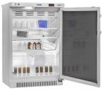 Холодильник фармацевтический малогабаритный ХФ-140-1(ТС) с тонированной стеклянной дверью (140 л)