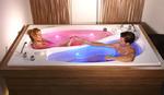 Медицинская СПА ванна Yin Yang