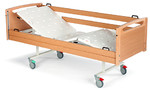 Медицинская кровать Alli F для ухода за пациентами с фиксированной высотой