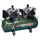 Компрессор стоматологический для 5 установок, без кожуха, с 2-мя 2-х цилиндрованными двигателями