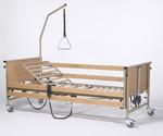 LUNA Basic Кровать функциональная 4-х секционная электрическая (в комплекте с матрасом)