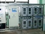 Установки электродеионизации воды ЭДС-М