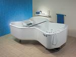 Медицинская ванна-бабочка Ergoform